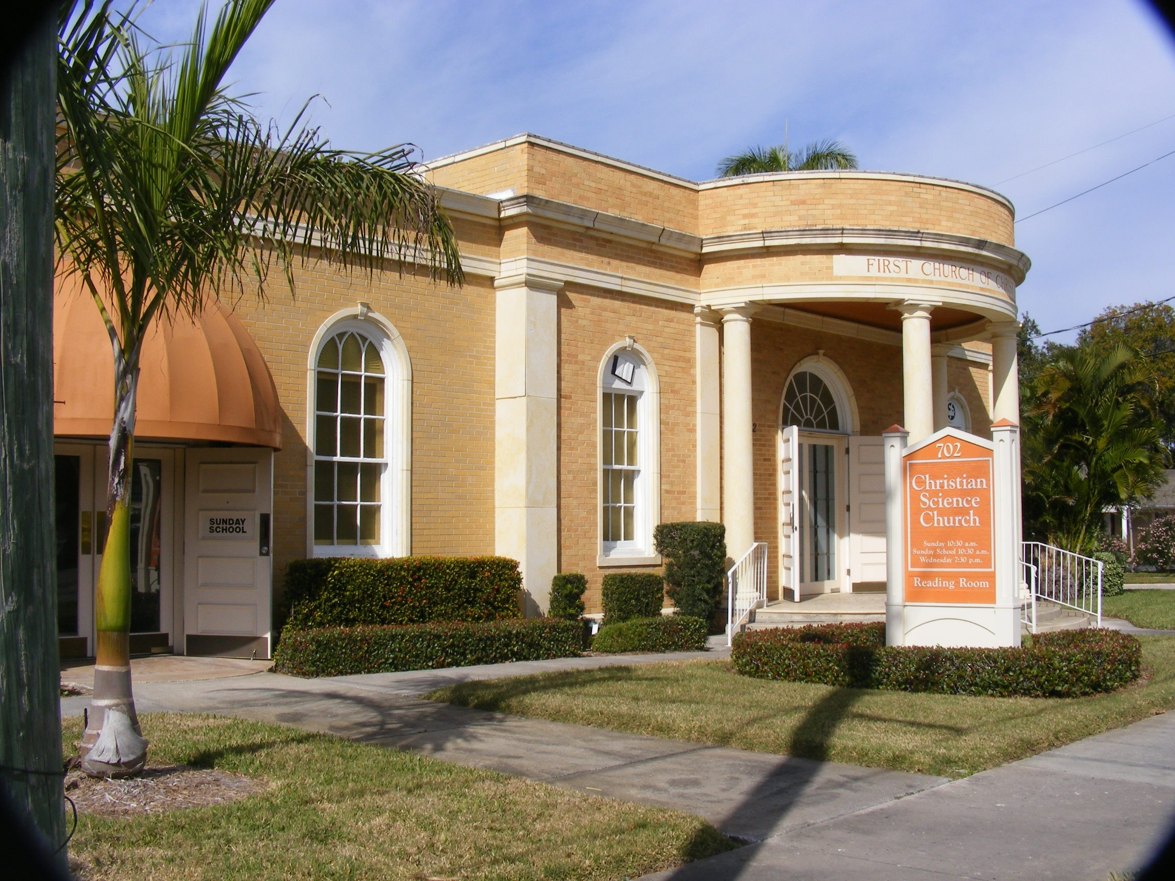 Bradenton CS Church.